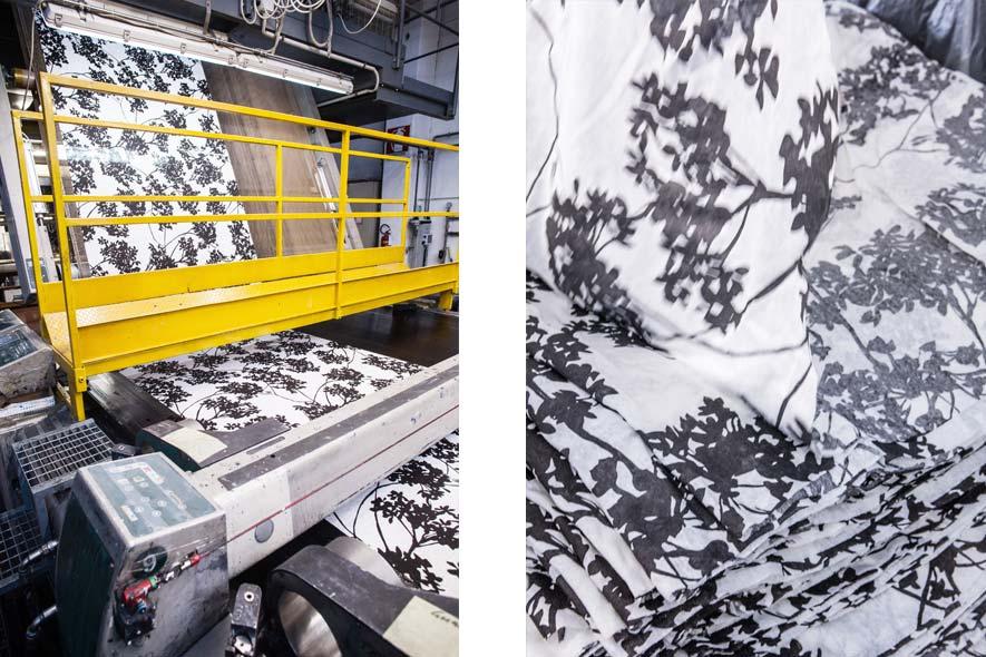 tessuto stampato
